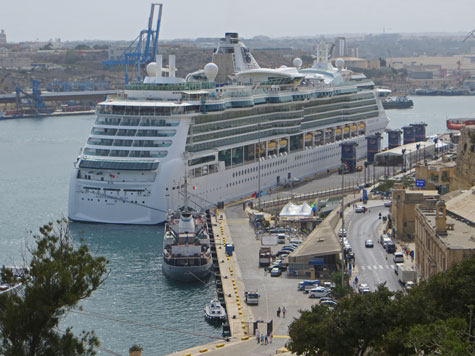 Malta Cruiseport Information